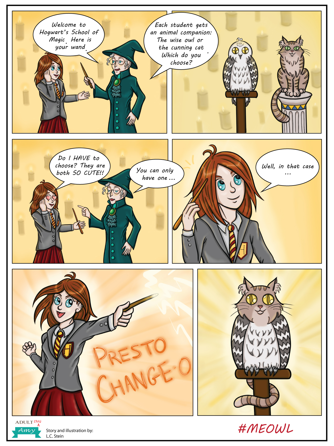 How I Got Kicked Out of Hogwarts