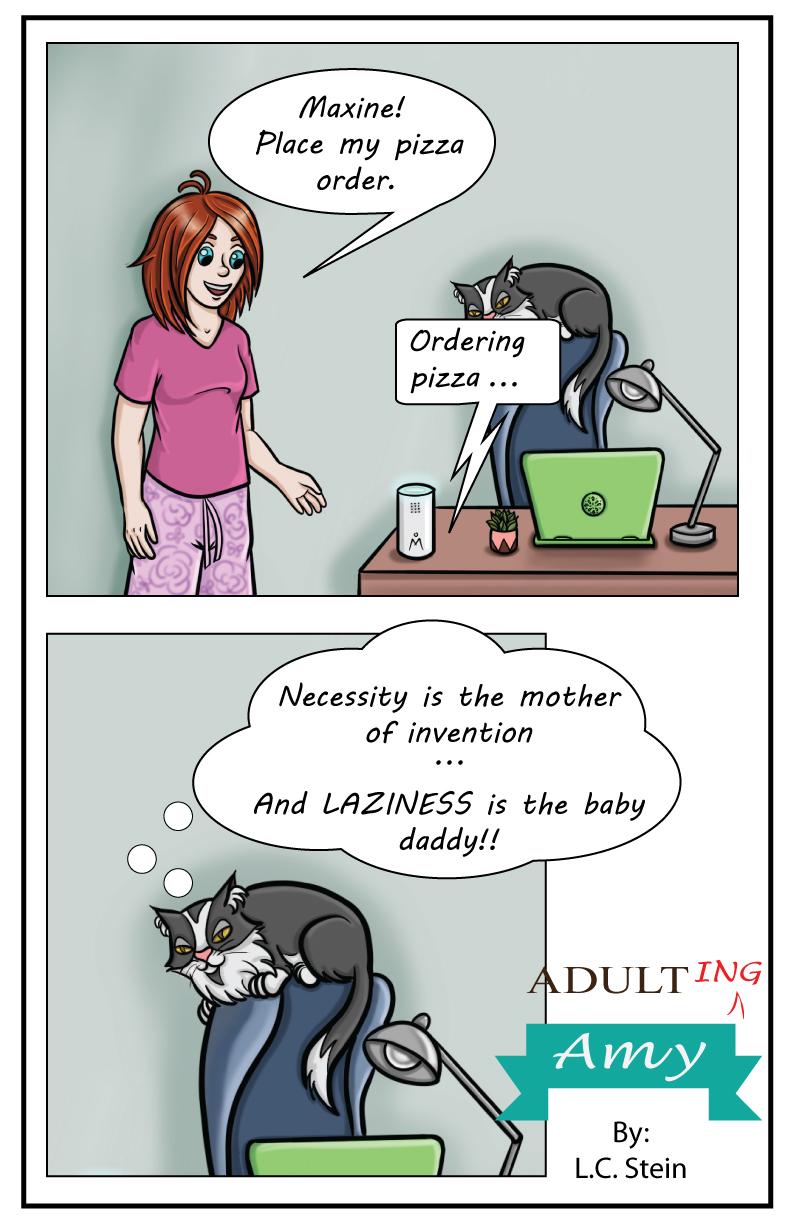 The Necessity of Laziness