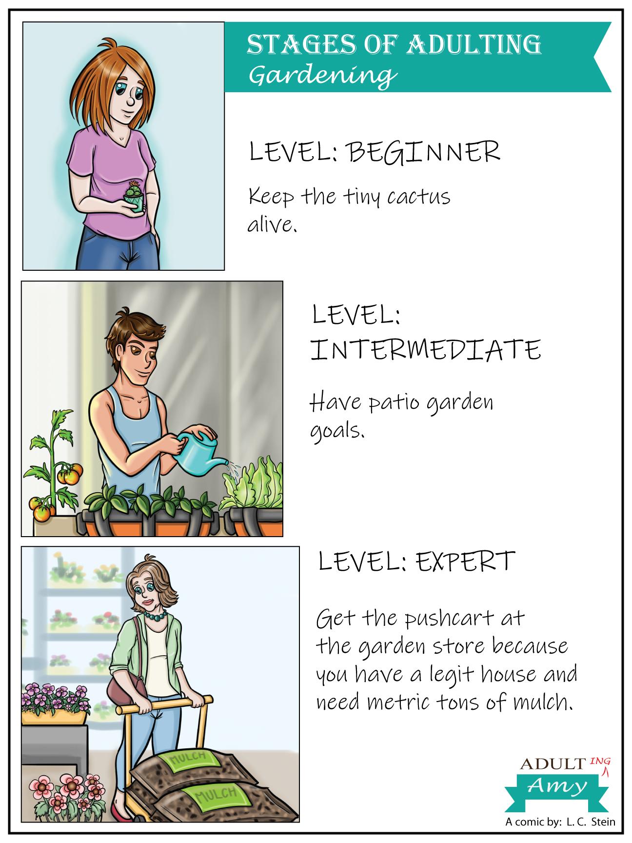 Gardening Goals