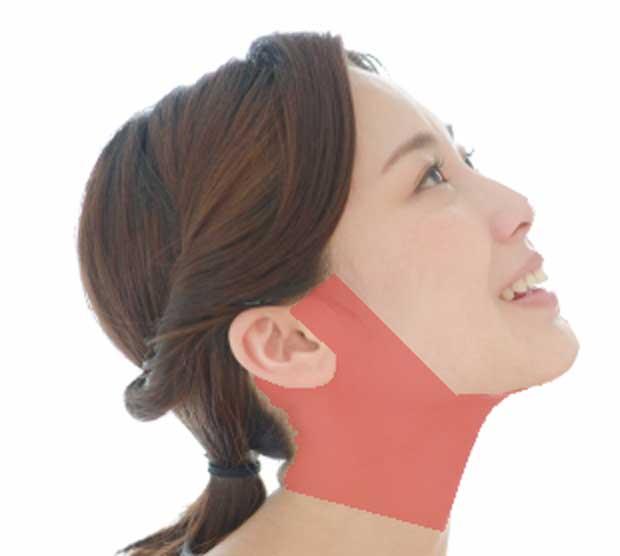 フェイスラインや顎裏に出来るニキビの原因にはお血(おけつ)の問題が絡んでいる可能性が高いです