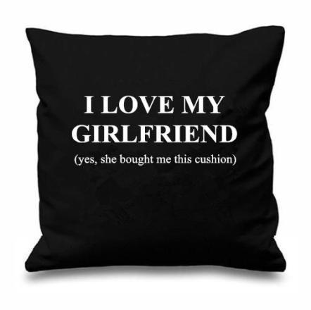 A Boyfriend Pillow
