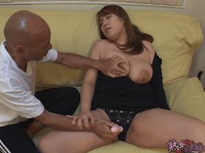 Jukujo club free SEX videos, Fat MILF and big tits MILF