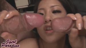 Free SEX video view, Ria Sakurai, Satomi Suzuki, Azumi Harusaki and Yui Satonaka