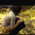 Girl's poop voyeur in the field and Asian amateur SEX shoot you can get only on DIGITENTS