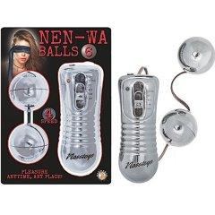 Nasstoys Nen Wa Balls 6 – Silver