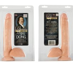 California Exotic Ron Jeremy Signature Series Realistic 9.75 inch Dildo Dong