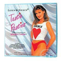 Lickum & Stickum Tastie Pasties