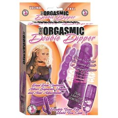 Nasstoys The Orgasmic Double Dipper Vibrator