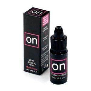 Sensuva ON Ultra Natural Arousal Oil For Her