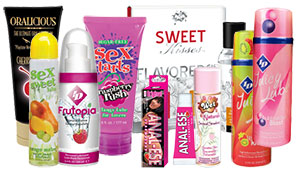 Flavored Lubes