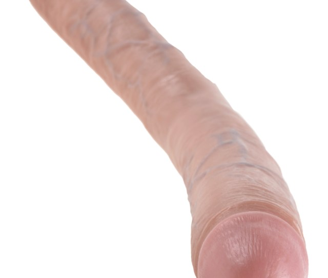 King Cock 16 Inch Thick Double Dildo 3