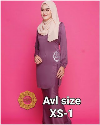 Baju Kurung Melayu Modern