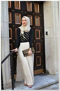 Baju kondangan Anak Muda simple muslim