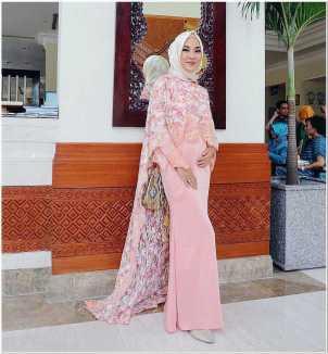 Model kebaya dress hijab yang modern