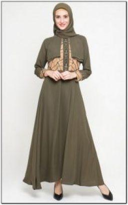 Model Gamis Sederhana Tapi Elegan Dan Keren Terbaru Masa Kini