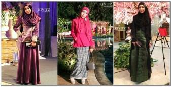Style baju hijab buat kondangan