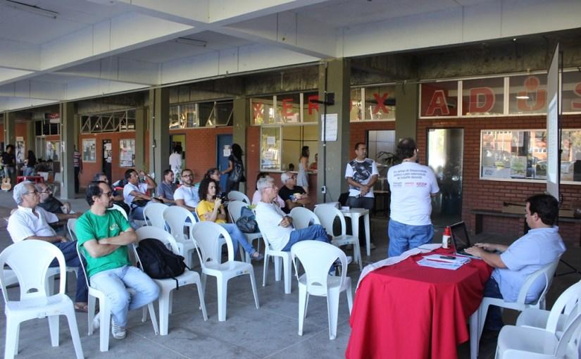 Assembleia aprova Grupo de Trabalho (GT) para pautar Estatuinte na UESC