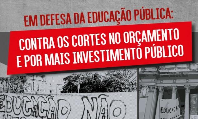 Frente Nacional em Defesa das Instituições de Ensino Superior será lançada durante Dia Nacional de Lutas