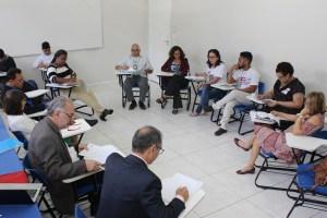 Reunião do dia 20.07.18. Foto: Ascom Aduneb