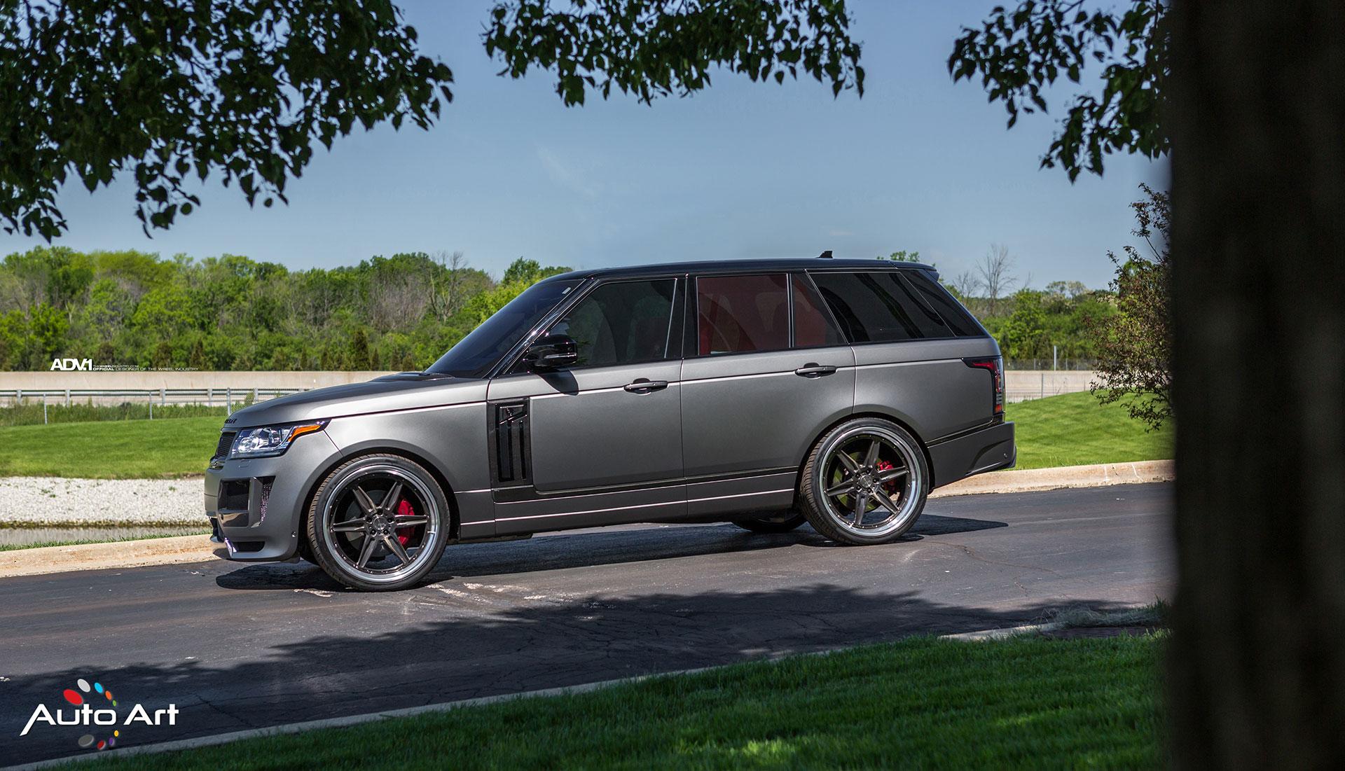 Range Rover Autobiography ADV6 Track Function CS Concave Wheels