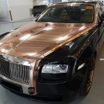 Rolls Royce Ghost Adv005 Track Spec Cs Series Wheels