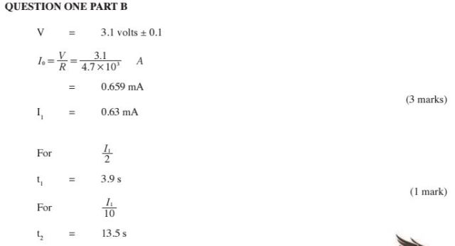 KCSE Physics Paper 1 2014 PDF: Free Past Papers 38
