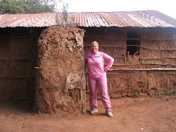 Kenya Volunteers Project 57