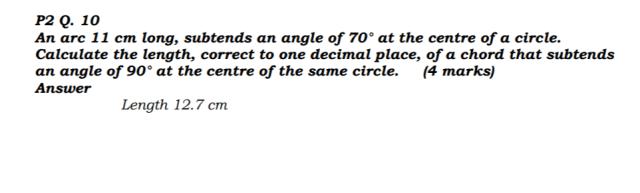 KCSE Mathematics Past Paper 2 2016: Free Tips 5