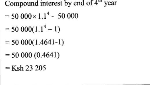 KCSE Mathematics Paper 2 2017 PDF: Free Past Papers 23