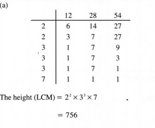 KCSE Mathematics Past Paper 2 2016: Free Tips 8