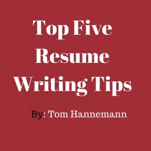 five writing advance yourself
