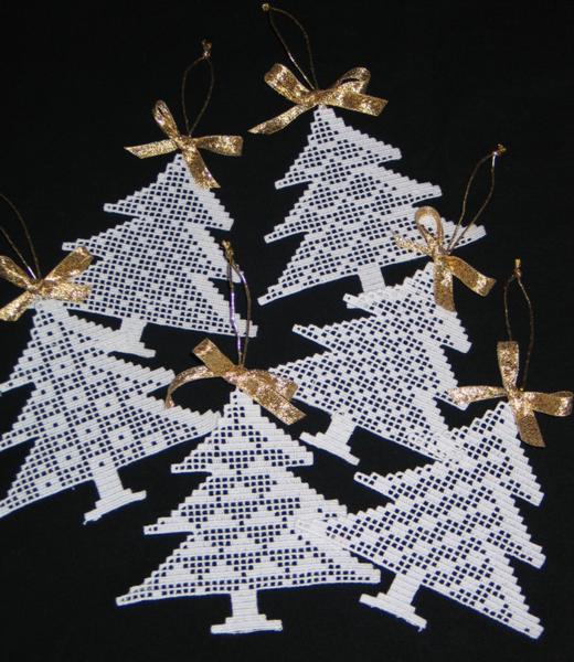 Free Crochet Patterns Christmas Decorations
