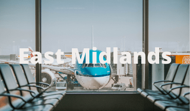 Minibus Airport Transfer to East Mindlands Ariport