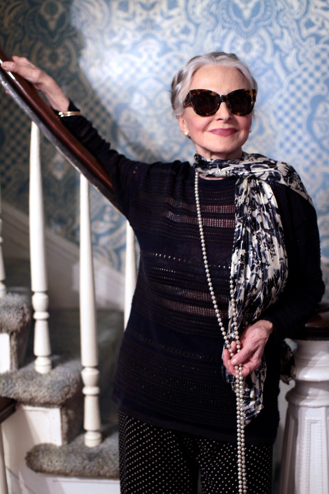 Joyce Carpati The 80 Year Old Cover Star Of The Advanced