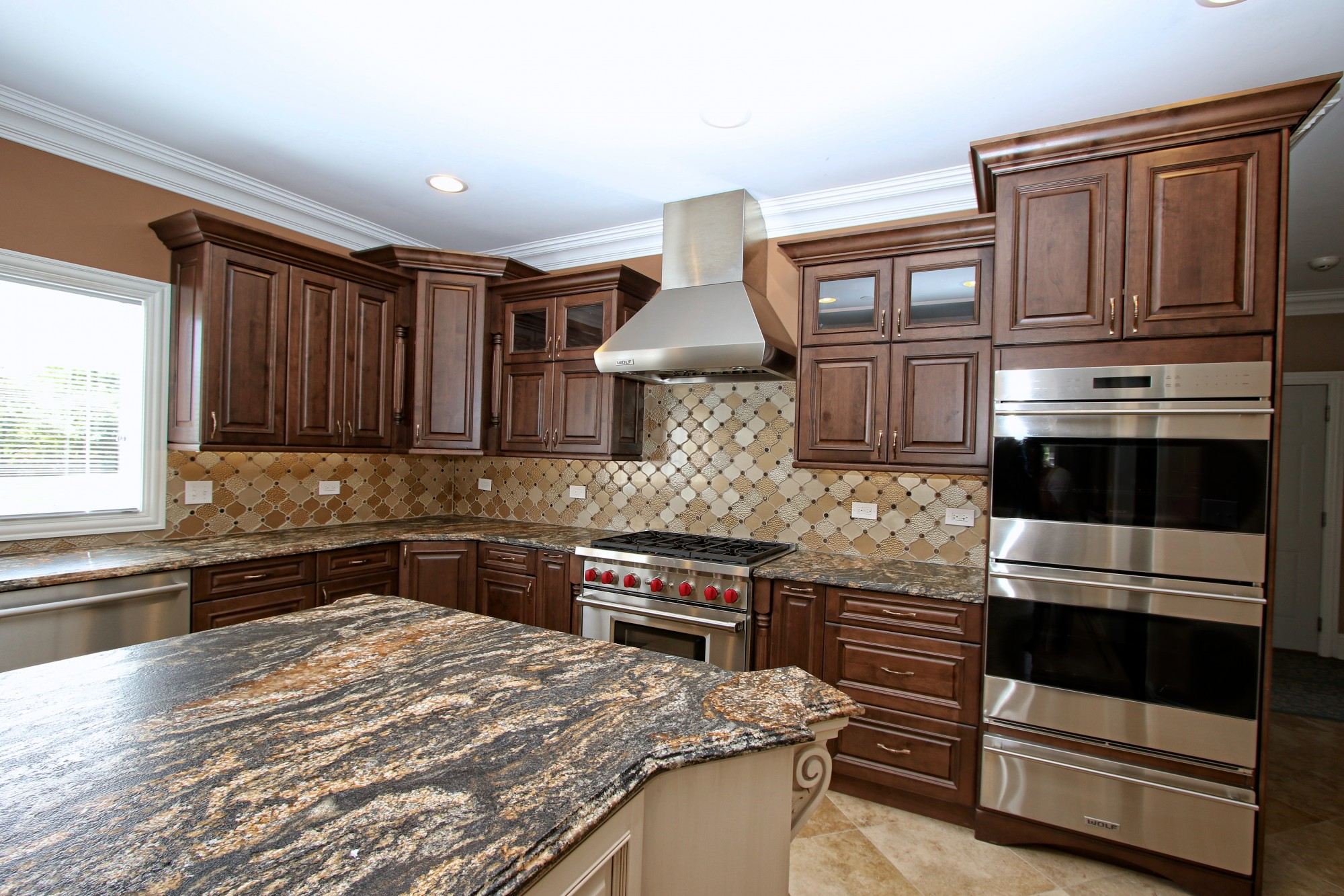 Best Kitchen Gallery: Clear Alder Cabi S Kitchen Bath Kitchen Cabi S of Alder Wood Cabinets Kitchen on cal-ite.com