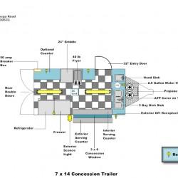 7-x-14-Layout-250x250 Ice Cream Truck Wiring Diagram on