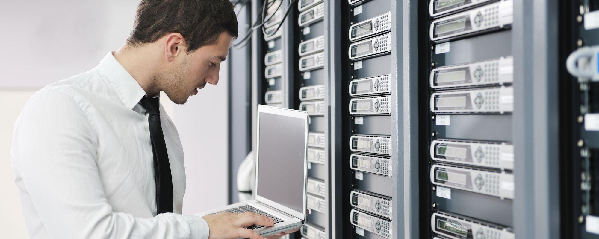 Options de servidores de bancos de dados Oracle