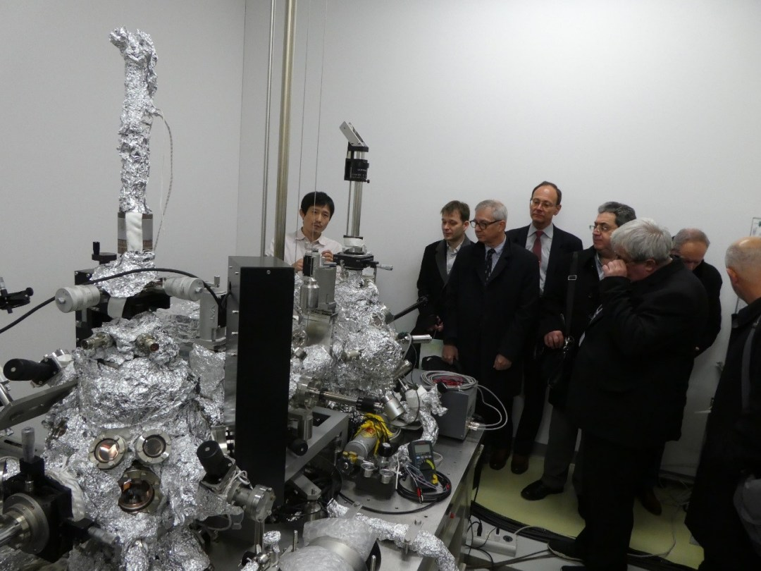 Miyagi Prefectural Government has invited Advanced Nanotechnologies and other EU companies to visit the renowned Tohoku University