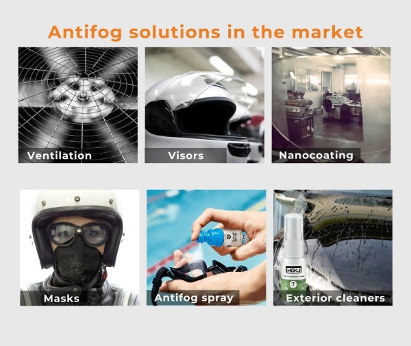 antifog solutions in the market advanced nanotechnologies