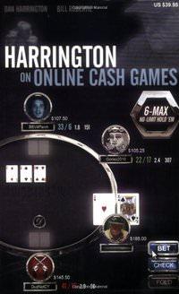 Harrington on Online Cash Games; 6-Max No-Limit Hold 'em