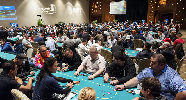 TDA Rules for Poker Tournaments