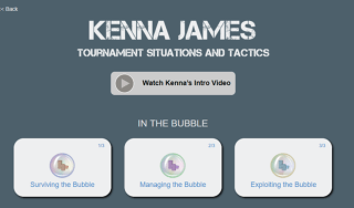 Kenna James Guides You Through Bubble Play