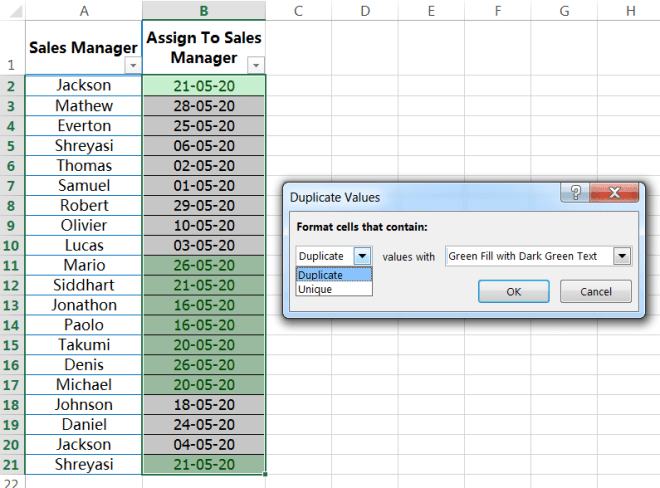 06 Examples of Excel Conditional Formatting_13