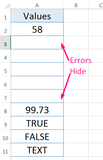 Using Excel Conditional Formatting to Hide Errors_5