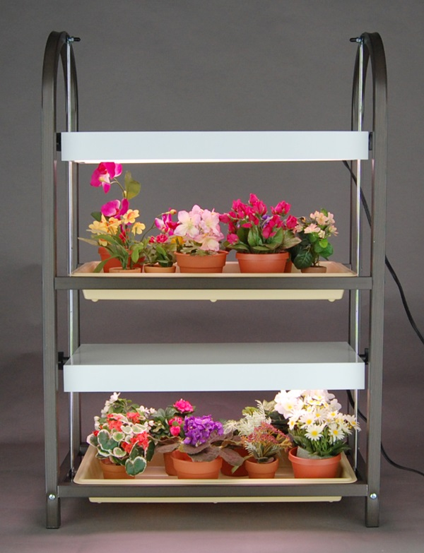 Grow Carts For Indoor Herbs Flowers Seed Starting Advance Greenhouses