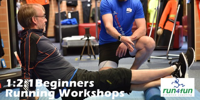 RunBetter 1:2:1 Beginners Running Workshops