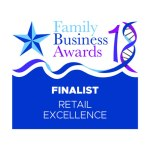 Family Business Awards - Retail Excellence Finalist 2018