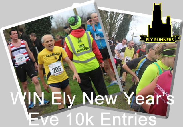 WIN Ely New Year's Eve 10k Entries