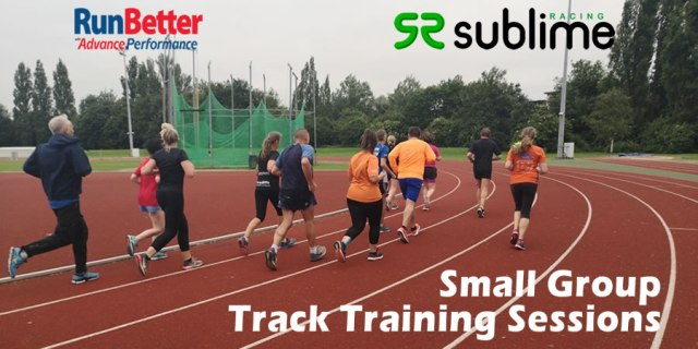 Track Training Sessions