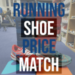 Running Shoe Price Match